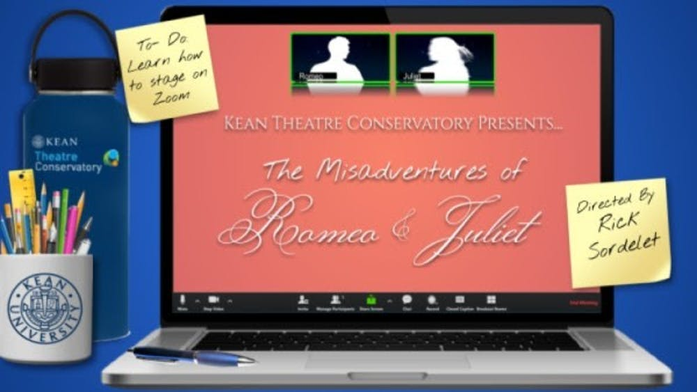 Romeo and Juliet on Zoom