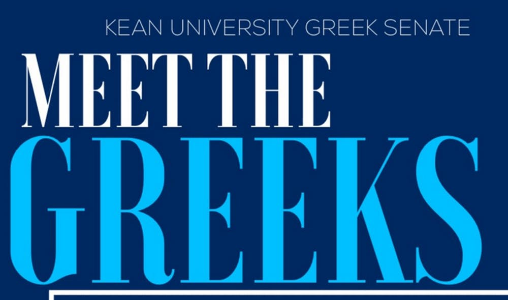 Meet the Greeks; Coming to Kean Live and In-Person