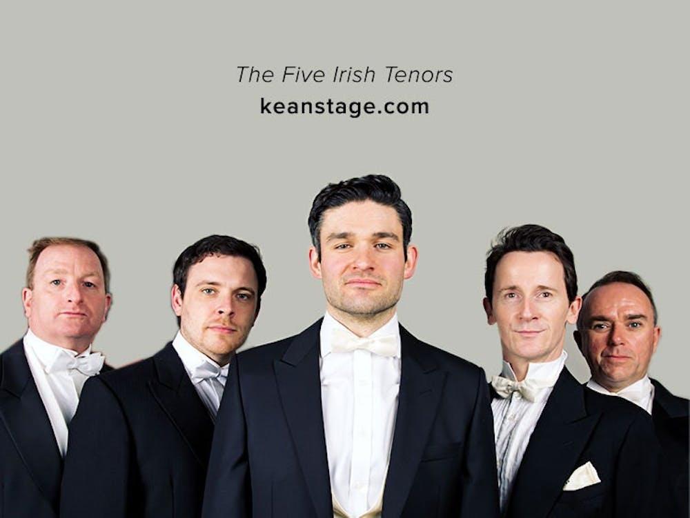 The Five Irish Tenors At Enlow
