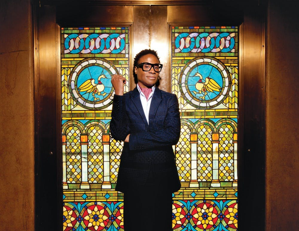 Billy Porter To Teach Master's Class At Kean University