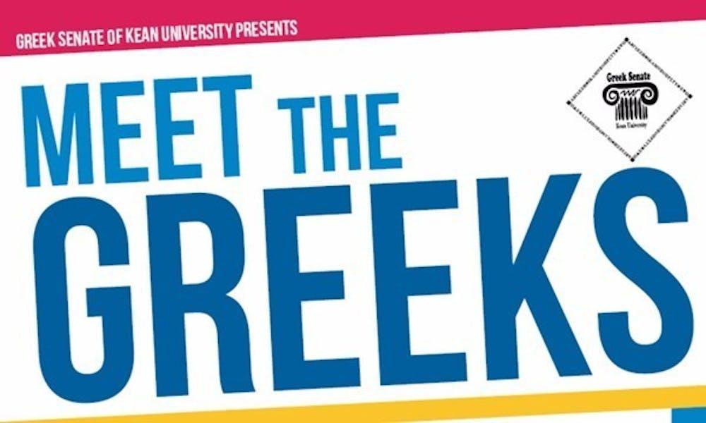 Take a Peak and Meet the Greeks!