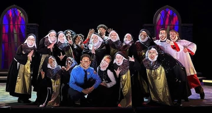 Sister Act Cast Group Photo