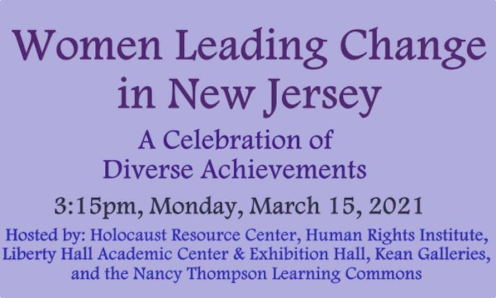 Celebrating Women in New Jersey