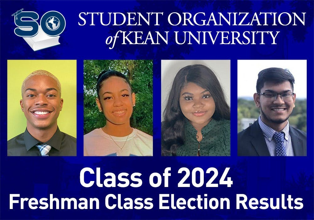Election Results: Freshman Class of 2024