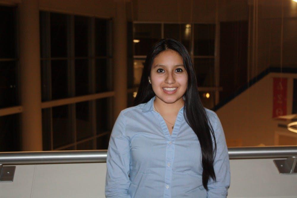 Meet the Chapter President of Mu Sigma Upsilon