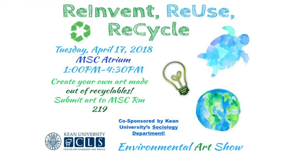ReInvent, ReUse, ReCycle