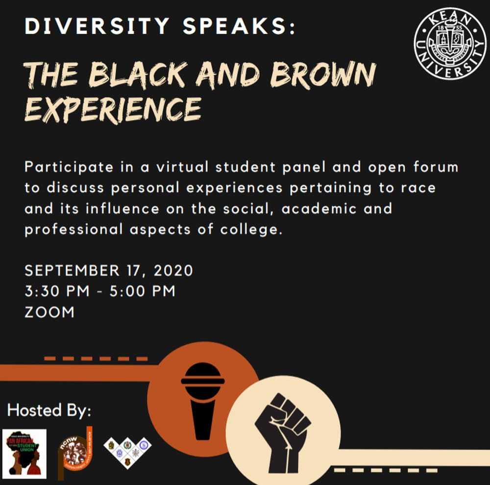 Discussing the Black and Brown Experience