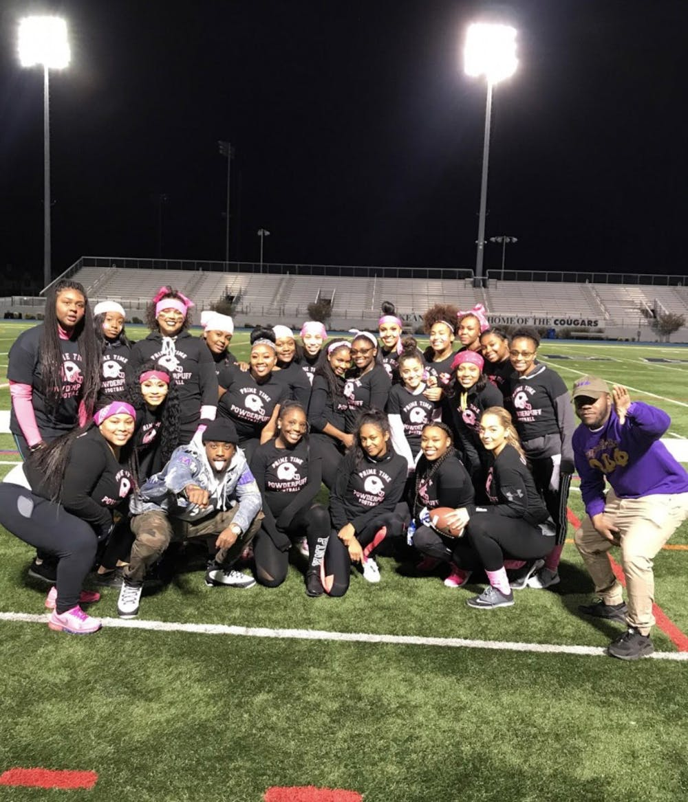 3rd Annual Prime Time Powderpuff Game
