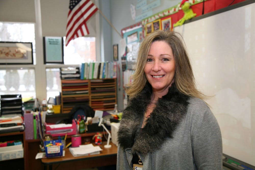 Kean Alumna: Nicole Halkias Awarded Cranford Teacher Of The Year