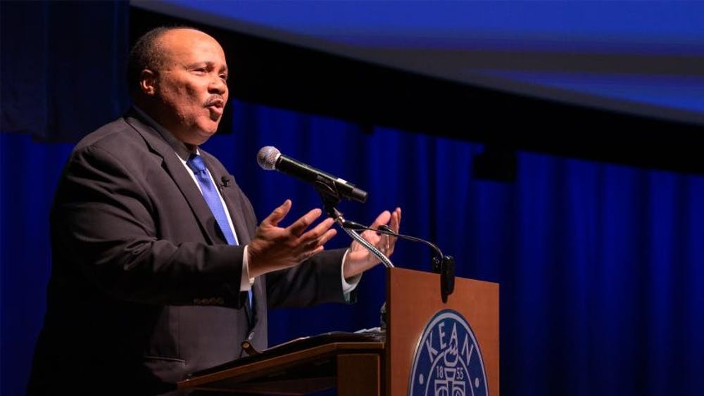 A Distinguished Lecture with Martin Luther King III