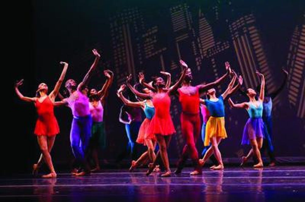 Dance Theatre of Harlem is to perform at the historic Douglass Theatre in Macon, Georgia on January 27 at 7:00pm.