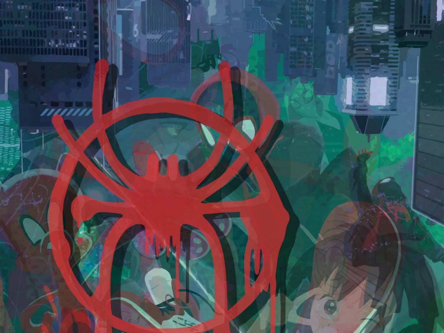 Into-the-spiderverse-cluster-design