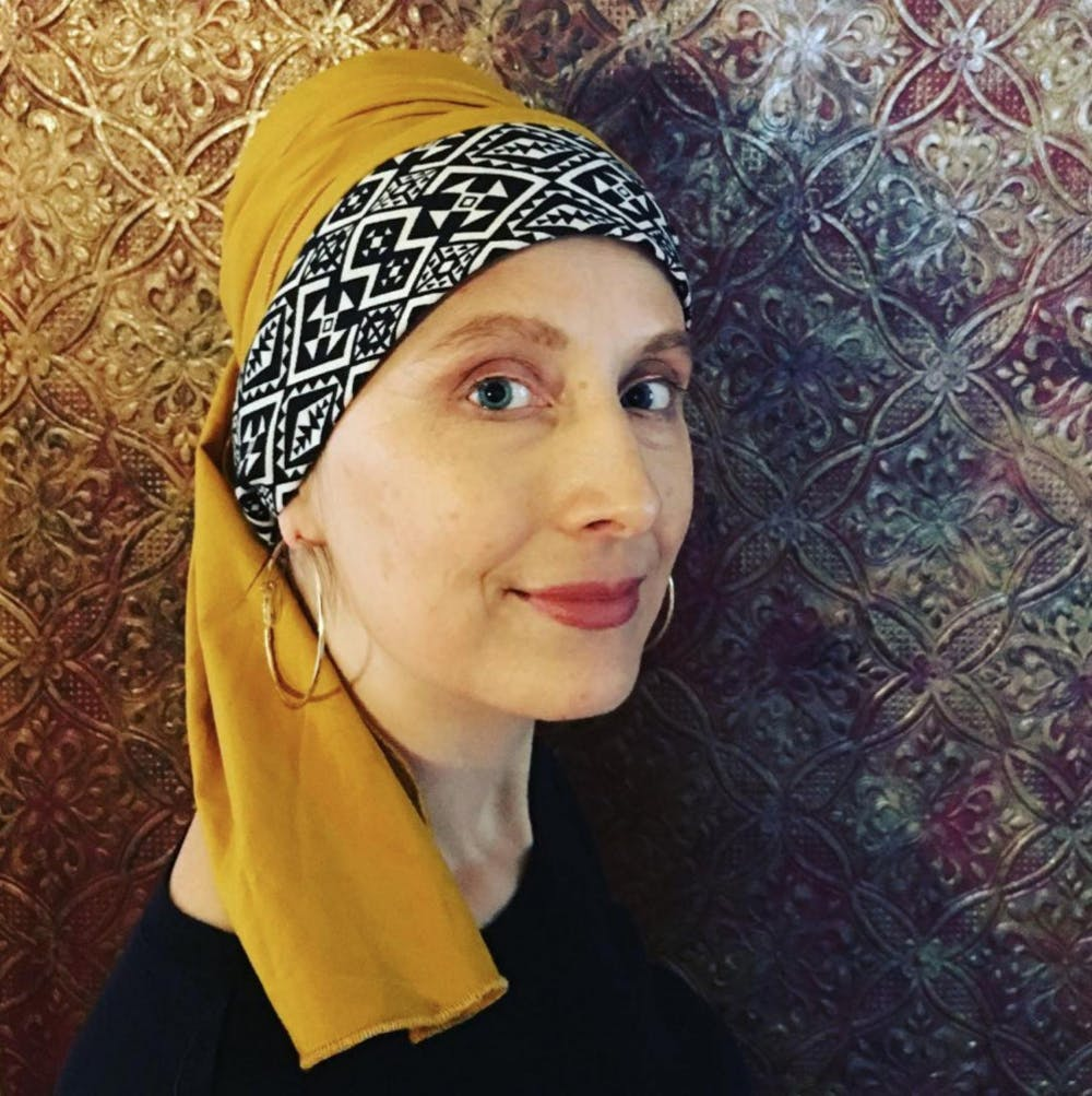 Mercer Professor, Anya Silver, passed away this month from cancer. Photo provided by Kyle Sears.