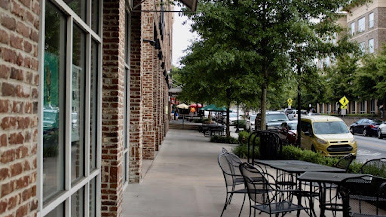 Mercer Village (photo for bear bucks opinion article)