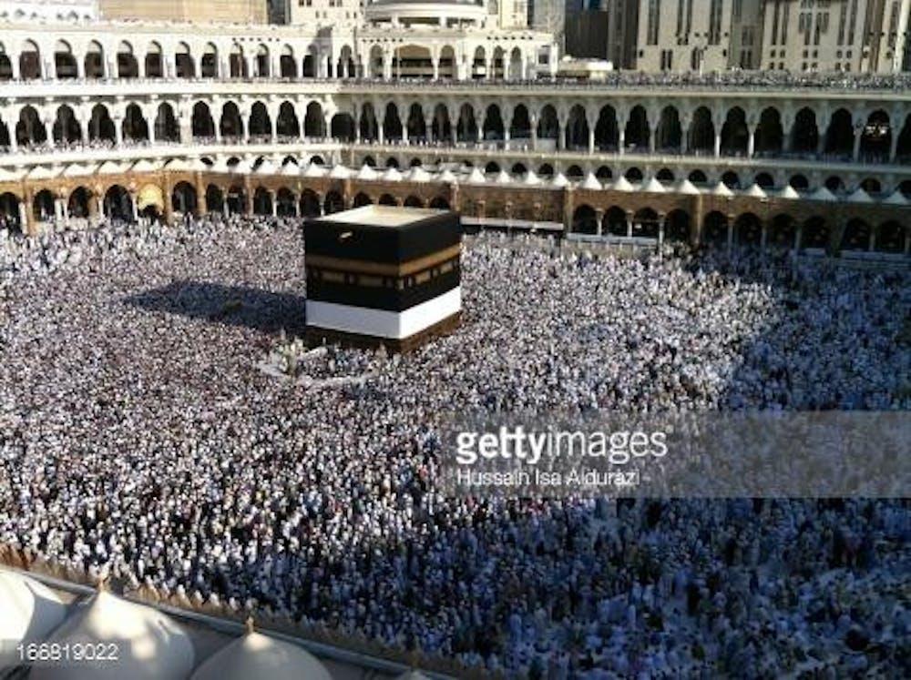 Stampede kills hundreds at Hajj pilgrimage in Mecca