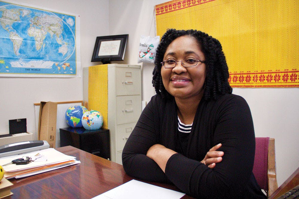Dr. Chinekwu Obidoa is contributing to Real Talk, a series in which faculty tell personal stories of navigating college.