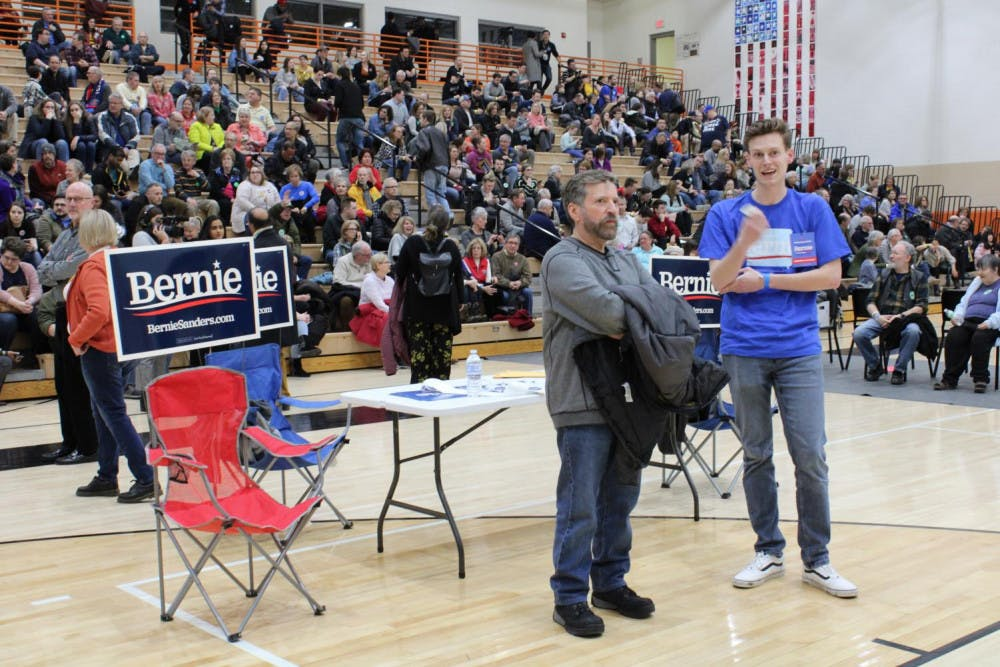 The Iowa Caucus took place Feb 3.
