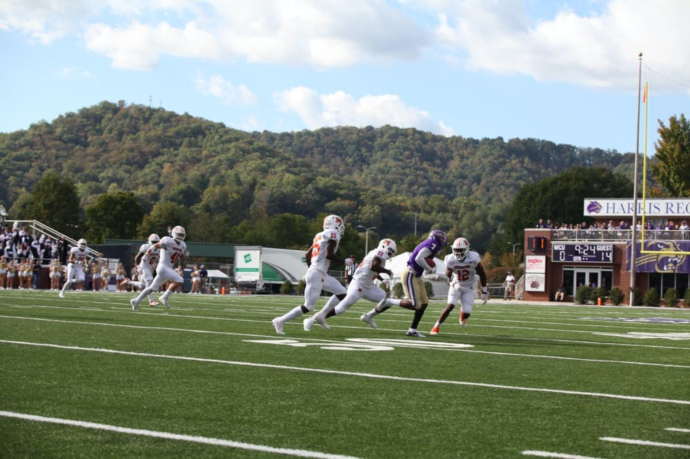 <p>Photo by Clarence Powell, Mercer Athletics.</p><p></p>