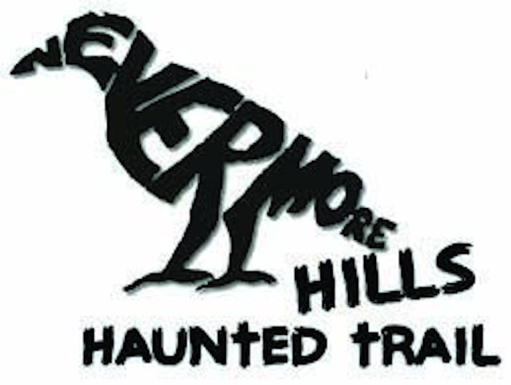 Photo provided by Nevermore Hills Haunted Trail.
