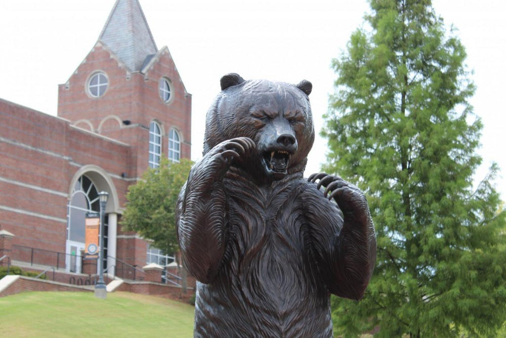 Mercer University canceled its spring break, which was set to take place midway through the spring 2021 semester, to discourage travel to and from campus during the coronavirus pandemic.