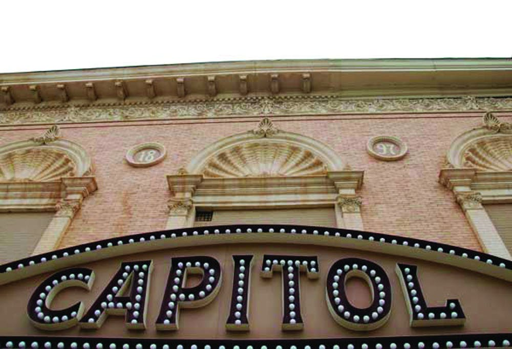 Penny and Sparrow is premiering at the Capitol Theatre in downtown Macon on November 14, 2018. Photo by Jamie Benson.