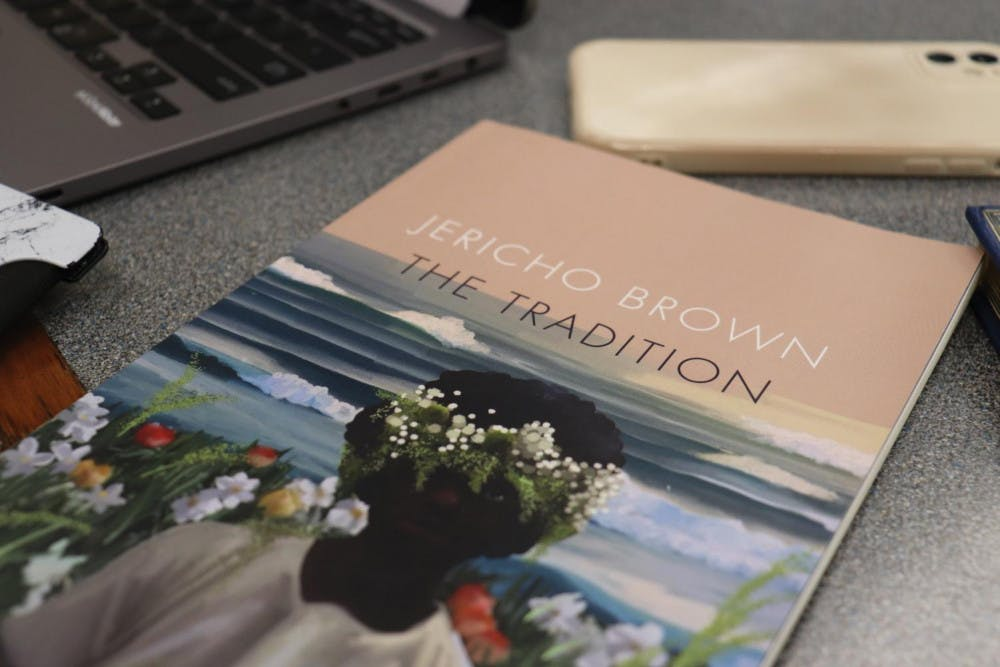 """Jericho Brown's """"The Tradition"""" was published April 2019 by Copper Canyon Press."""