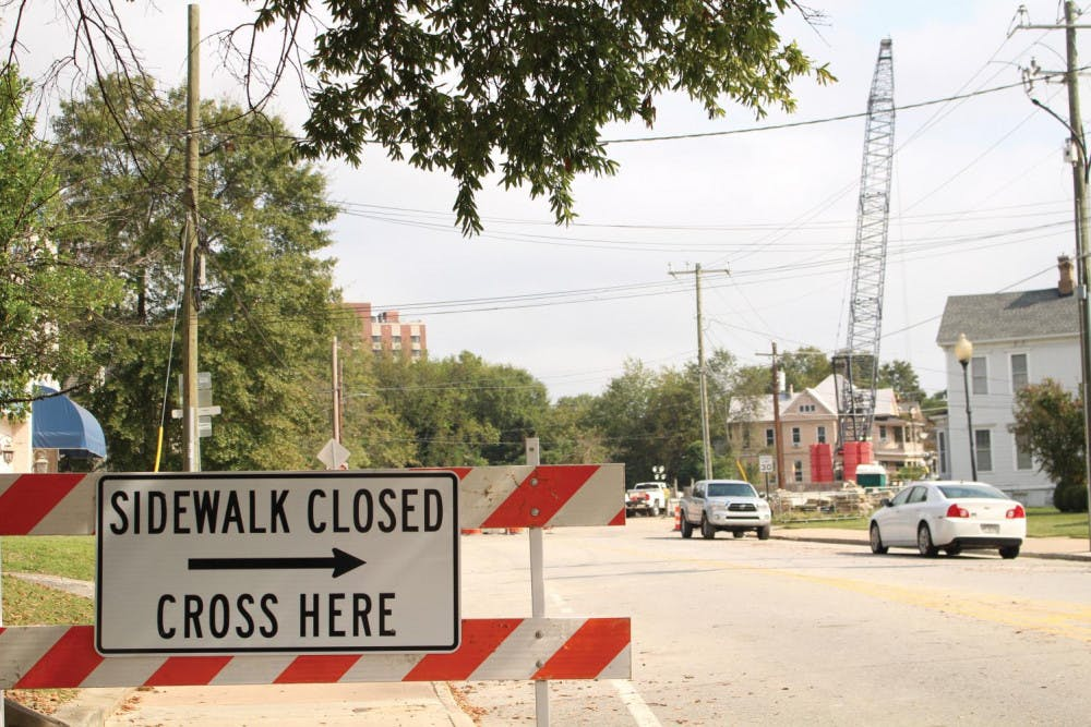 The bridge on County Road 5813 — more commonly known as College Street — has been closed since May 26