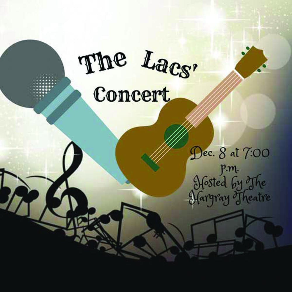 Country rap group, The Lacs, will be performing in Macon on Dec. 8.