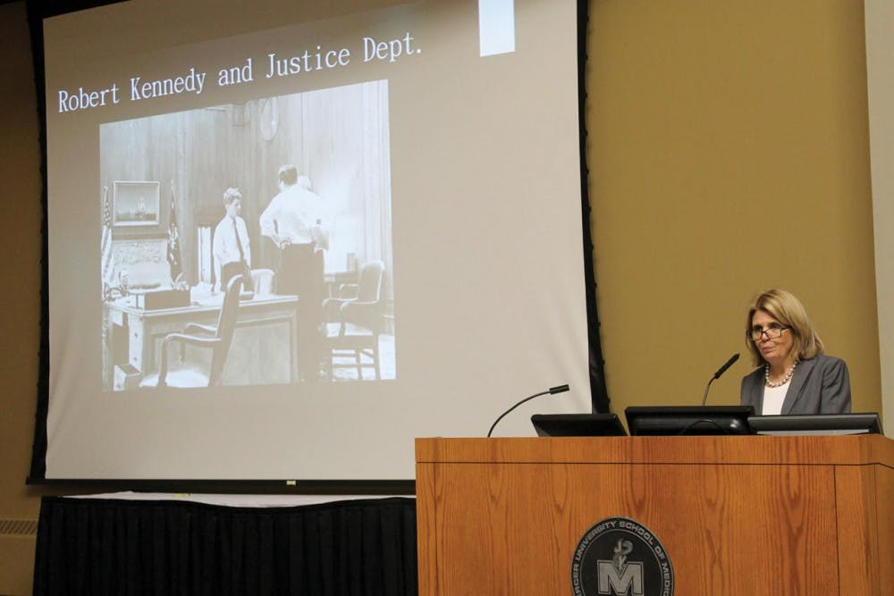 Lamar Lectures by Patricia Sullivan, What happened to the Civil Rights Movement