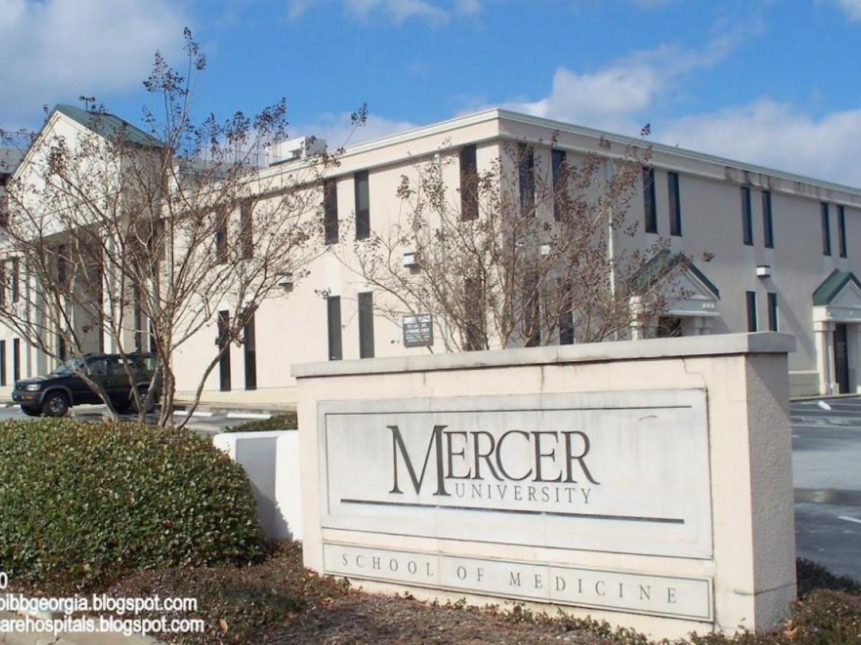 MERCER-UNIVERSITY-Macon-Georgia-Mercer-University-School-Of-MedicineMacon-GA.-Medical-School