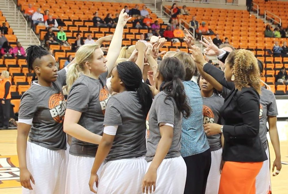 The Bears had an impressive season, going 24-9 overall and 12-2 in the SoCon play.