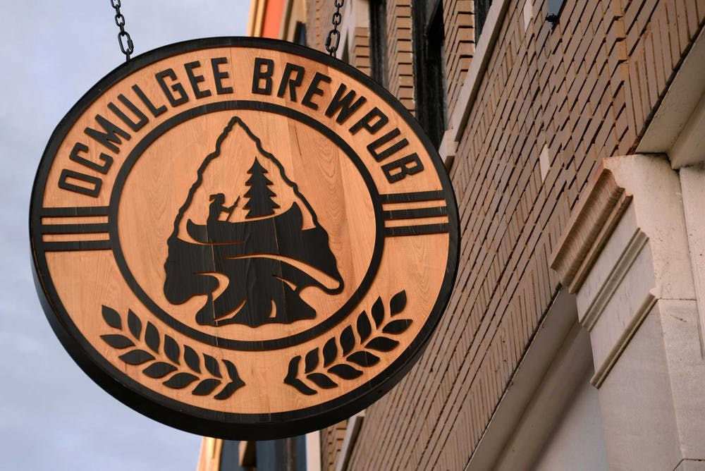 Ocmulgee Brewpub is a restaurant opening in Macon that brews its beer in the restaurant.