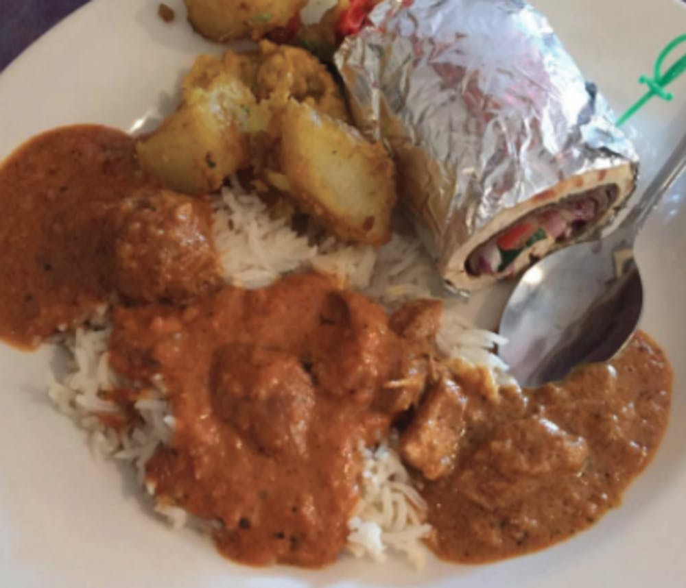 Metropolis' $7.99 lunch buffet allows new comers to try out both types of food offered: Greek and Indian. From gyros to chicken curry, you can find something to satisfy your craving for international cuisine.