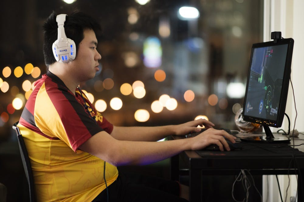 While traditional sports sit on the sideline, esports persist