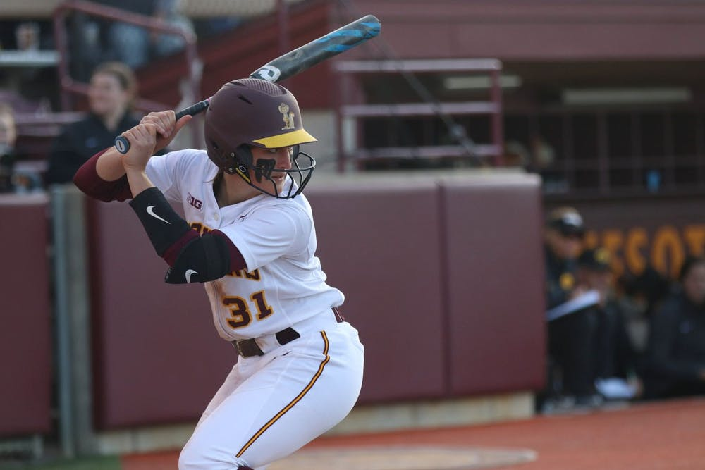 Minnesota softball puts together its best weekend of the year