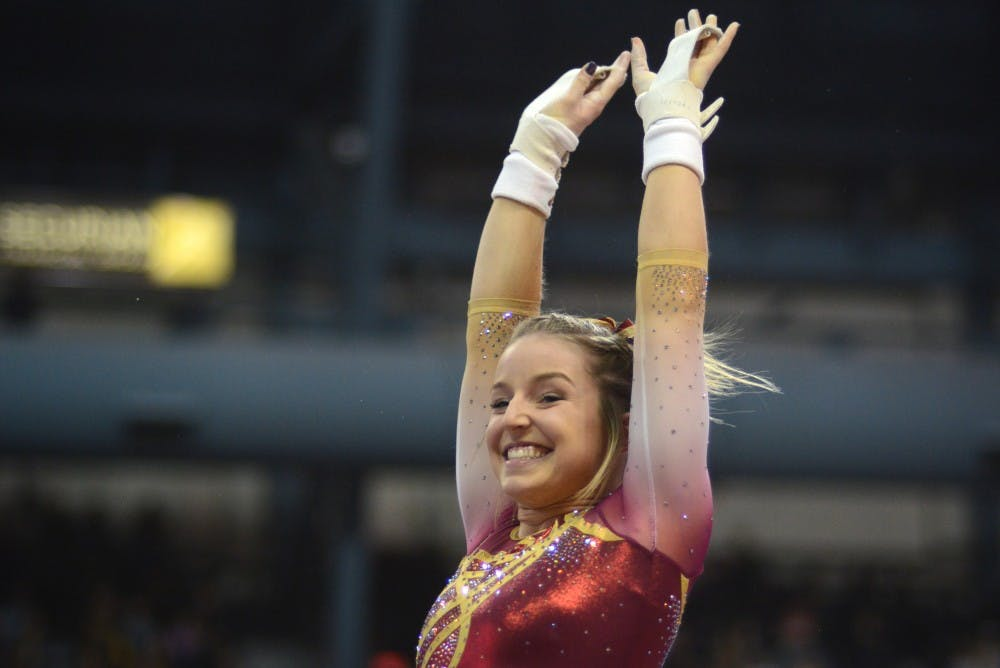 Hannah Hitchcock looks to leave mark in final season