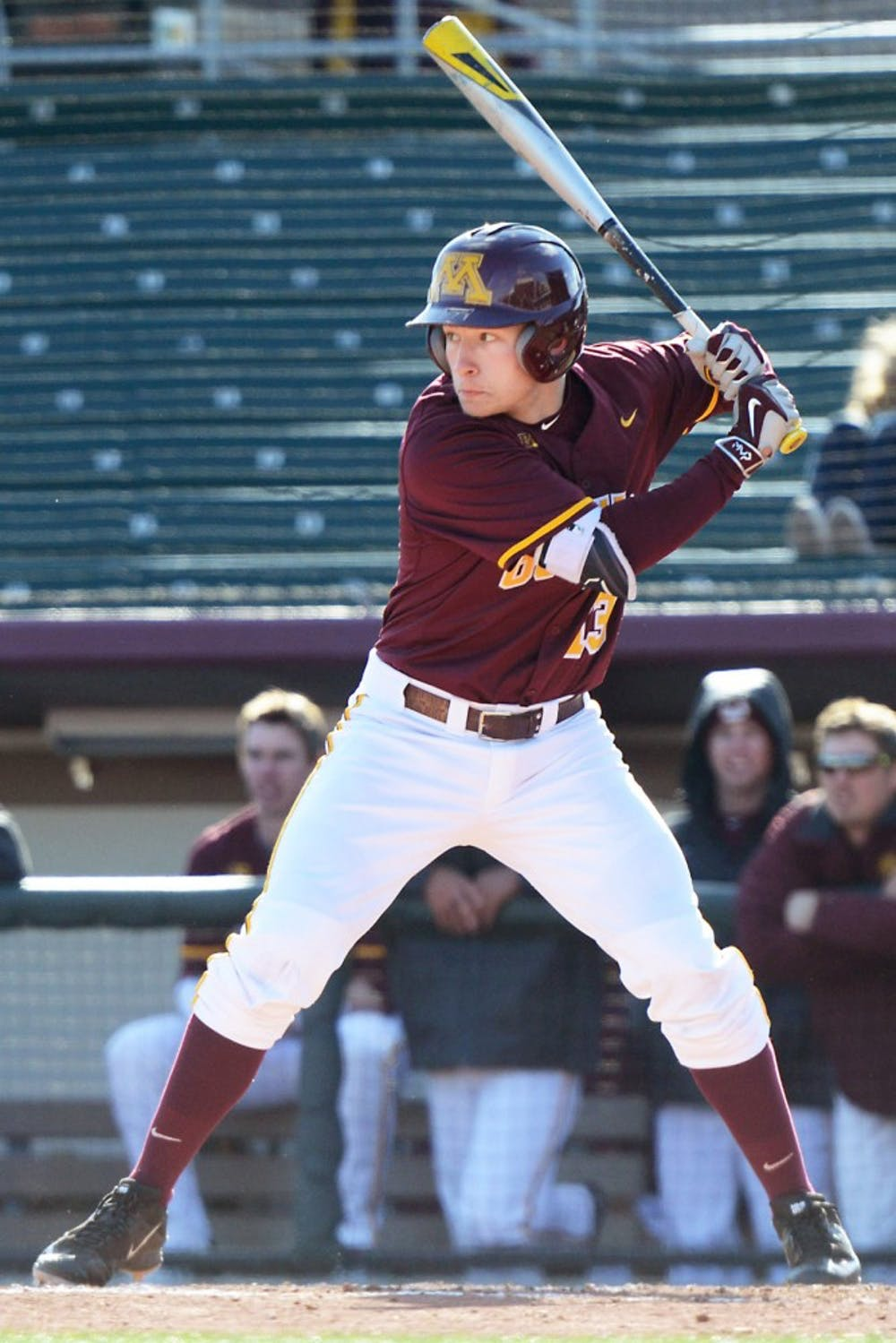 Once undervalued, Luke Pettersen becomes one of Minnesota's top hitters