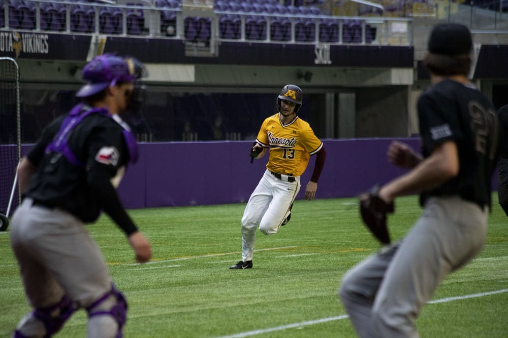 After overcoming injuries, Gophers' outfielder Grimm faced with another obstacle in COVID-19