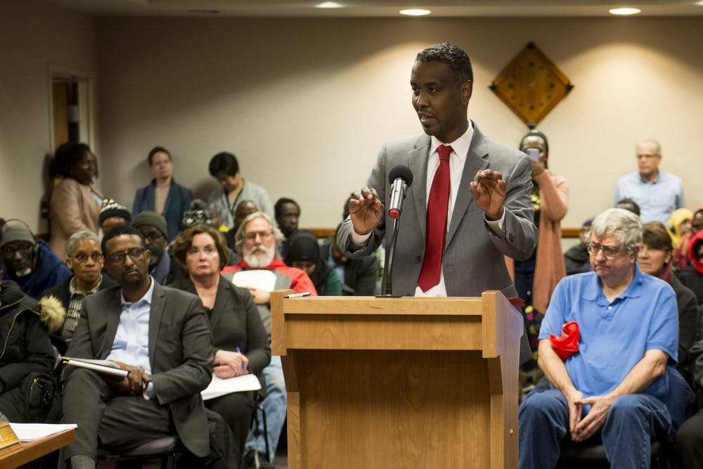 City Council approves Abdi Warsame as head of Minneapolis Public Housing Authority