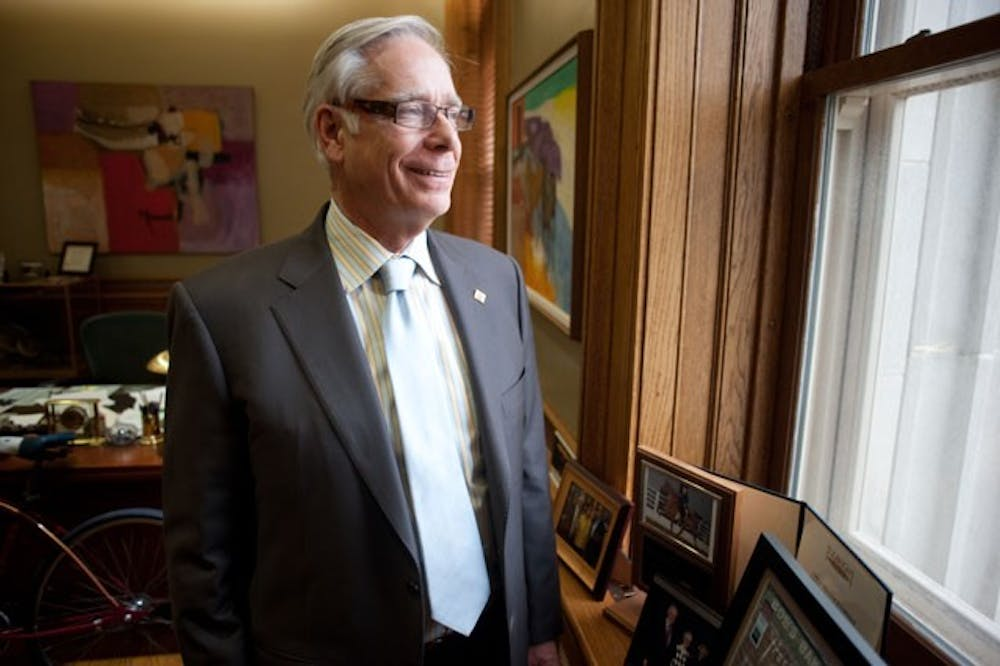 For Bruininks, one last budget battle, then a final bow