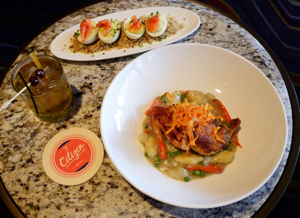 Restaurant Week dishes deals