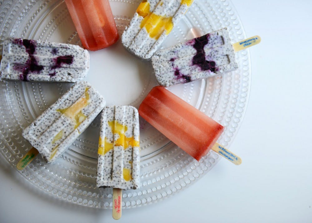 College Kitchen: Popsicles
