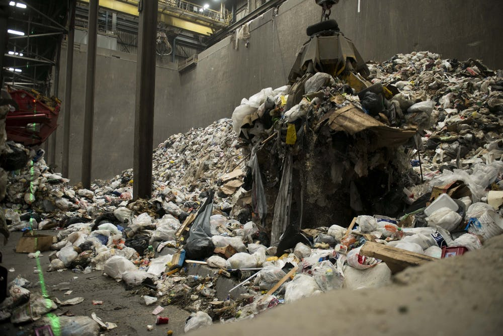 Let's talk trash: U reduces 1,000 tons of waste