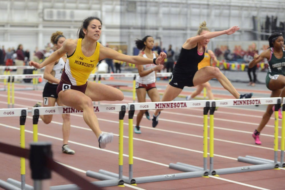 Gophers earn five first-place finishes at Jack Johnson Invitational