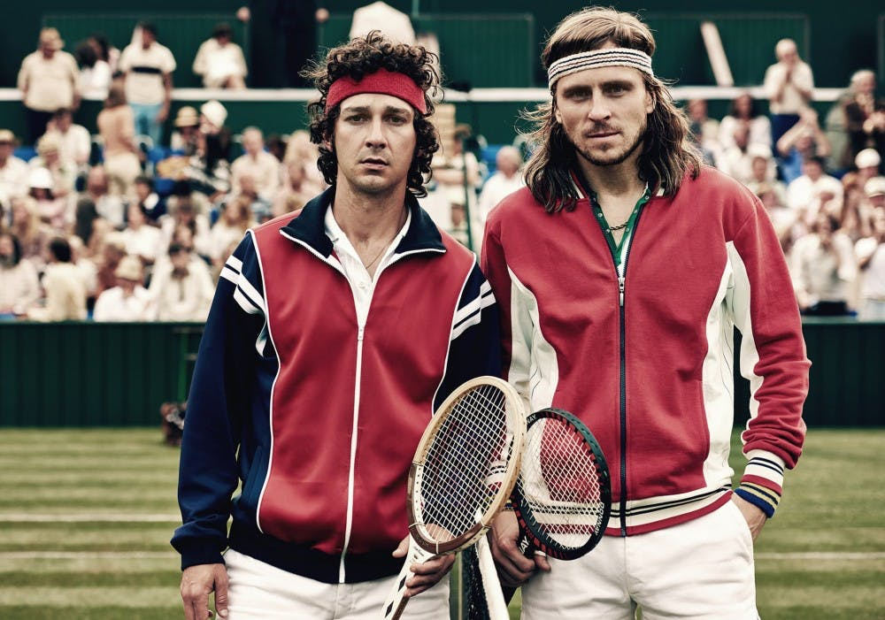 """Review: You and """"Borg vs McEnroe"""" — it's an easy match"""