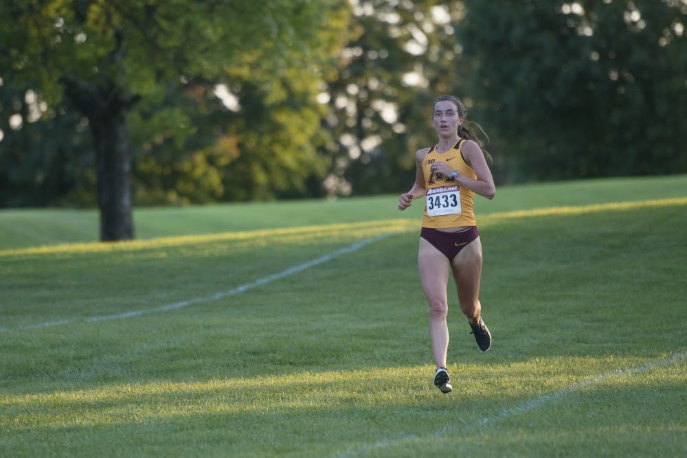 Gopher Cross Country teams open the season on top