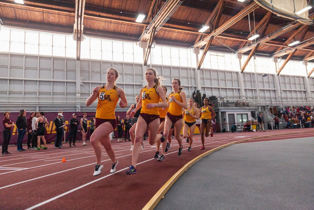 Gophers dominate Minnesota Cold Classic