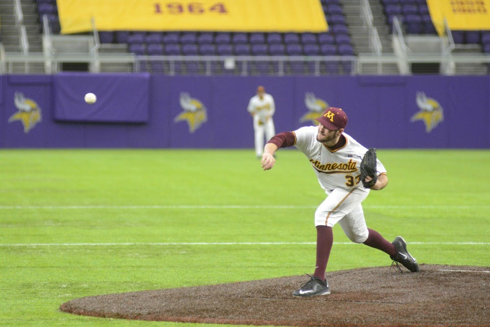 Freshmen fill gaps in depleted bullpen