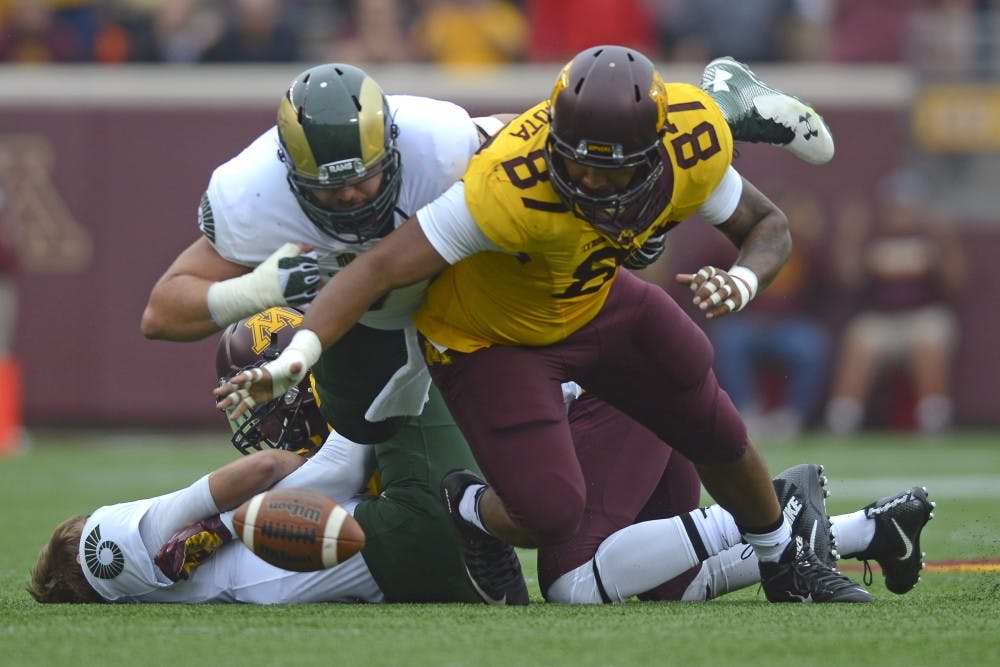 Minnesota remains undefeated with 31-24 win over Colorado State