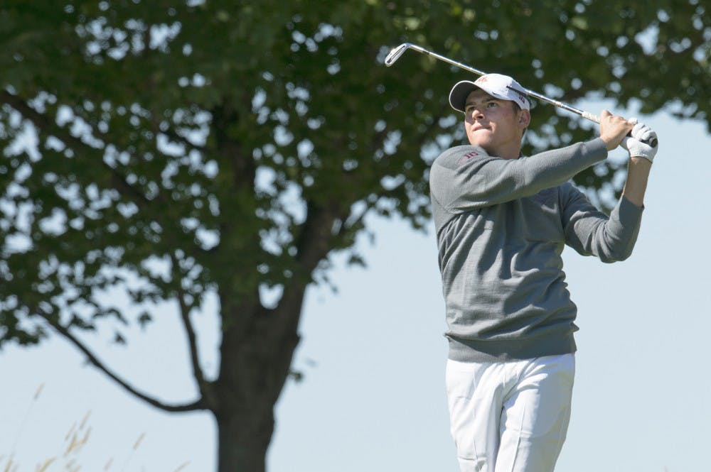 Gophers lean on experience heading into Big Ten championships